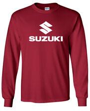 Suzuki Longsleeve T-shirt - Street Bikes Dirt Bikes Gsx-R Motorcycle