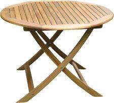 Consul Garden Gartenmöbel Klapptisch France Akazienholz Gartentisch Tisch