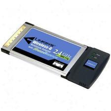 Linksys WPC54GS (NTWLLSWP54GS) Wireless Adapter