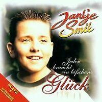 Jeder Braucht Ein Bisschen Glück von Jantje Smit | CD | Zustand gut