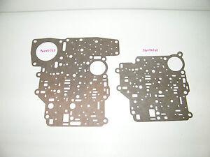 Valve Body Gaskets 89 98 Chevy Tracker Geo Pontiac Sunrunner 96040728 96040729