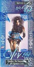 Olivia Studies In Sensuality Fantasy Art Chromium 1995 Sealed Trading Card Box