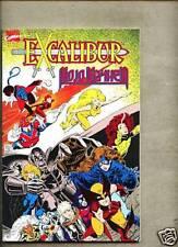 Excalibur Mojo Mayhem / X-Men / Art Adams GN/TPB ...nm-