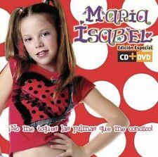 Maria Isabel : No Me Toques Las Palmas Que Me Conozco (W/Dvd) CD
