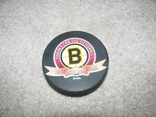 Boston Bruins -The Last Hurrah- Hockey Puck - Boston Garden - Make Offer!