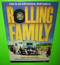 Rolling Family DVD Full Length Screener Promo Use Movie Pablo Trapero 2006