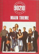 Beverly Hills 90210 - Main Theme - by John E Davis - 1992 Sheet Music