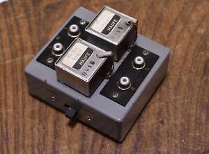 HAUFE/NEUMANN T-4344 input, CD Line transformer