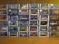 Oxford Diecast 1/76 Model Cars, Vans