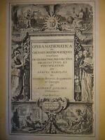 W. AKERSLOOT GRAVURE XVII ALLEGORIE SCIENCES MATHEMATIQUES LA HAYE HOLLANDE 1628