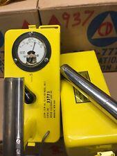 ANTON LABS CD V-700 MODEL 5 RADIATION DETECTOR/GEIGER COUNTER w/HEADSET (33729)
