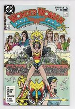 WONDER WOMAN #1 1987 DC Comics (2nd Series) High Grade GEORGE PEREZ