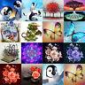 5D Full Drill Diamond Painting Animals Flower DIY Cross Stitch Kit Home Wall Art
