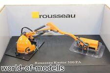 UH 4281 Rousseau Kastor 500 PA Böschungsmähwerk 1:32 NEU in OVP