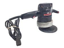 """Vintage & Tested Craftsman #315.11520 2-Speed 3500-4200 RPM 5"""" Sander/Polisher"""