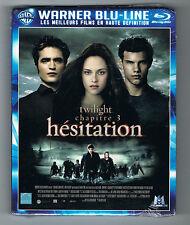 TWILIGHT CHAPITRE 3 : HÉSITATION - 2010 - BLU-RAY - NEUF NEW NEU