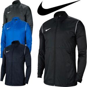 Nike Park 20 Repel Rain Jacket Men Coat Waterproof Windproof Wink Breaker