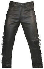 Skintan Cowhide Leather Exact Motorcycle Trousers