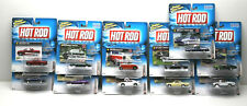 11 Johnny Lightning 2005 Hot Rod Series Magazine Diecast Cars - No Two Alike NOC