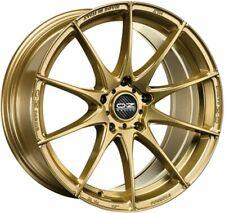 OZ FORMULA HLT RACE GOLD Felge 8x18 - 18 Zoll 5x100 Lochkreis