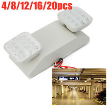 Led Emergency Exit Lighting Lamp Sign Safety Fire Channel Lamp With Battery 3.6V