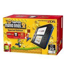 Nintendo 2DS Console with Super Mario Bros 2 Game Bundle