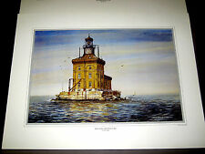 (12) Gerald C Hill Limited Edition Lithographs of Toledo Ohio Area  18 x 24