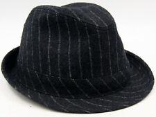 Levi's Classic Fedora Stripe Hat Dark Gray
