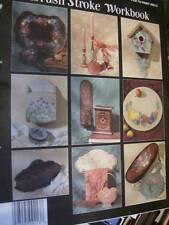 Brush Stroke Workbook Painting Book-Bette Byrd-Flowers/Fruit/Birds