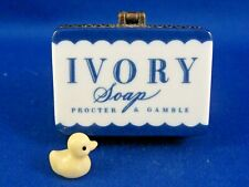 Ivory Soap with Ducky - Phb Collection - 1998 - Midwest of Cannon Falls box