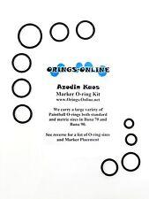 Azodin Kaos Paintball Marker O-ring Oring Kit x 2 rebuilds / kits