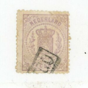 NETHERLANDS--Individual Stamp Scott #22