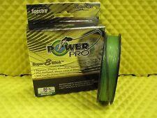 PowerPro Super 8 Slick 50lb 150yds Microfilament Braided Fishing Line Aqua Green