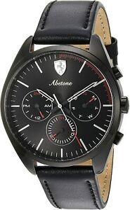 Ferrari 0830503 Abetone Multi-Function Men's Watch