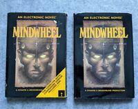 Mindwheel computer game book Commodore 64 Broderbund vintage 1984 C64 Synapse
