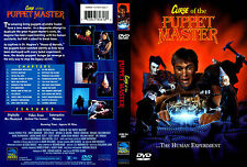 Curse of the Puppet Master DVD Full Moon - NEW