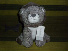 """Carters plush Lion stuffed animal baby toy 9"""" New NWT"""