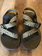 CHACO Men's Classic All-Terrain Sandal ~ Blue/Green ~ Sz 10M