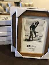 Lot Of 12 Wood Malden International Concepts Picture Frames 4x6 Nwb