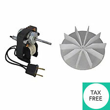 Bathroom Replacement Vent Kit Fan Motor Exhaust Blower  Broan Nutone Fasco 120V