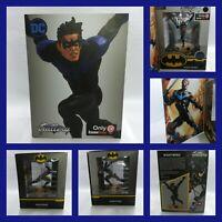 DC Gallery Diamond Select: Nightwing Diorama - Gamestop Exclusive Statue
