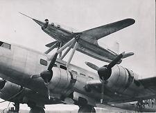 AVIATION c. 1947 - Avion Atomique Leduc 010 - AV 27