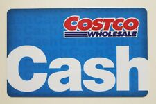 COSTCO WHOLESALE CASH GIFT CARD ~ $0.01 BALANCE