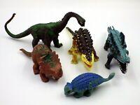 Figurine action figure vintage toys dino lot de dinosaures 8 à 15 cm 90s