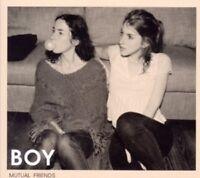 BOY - MUTUAL FRIENDS (LIMITED EDITION) 2 CD NEU