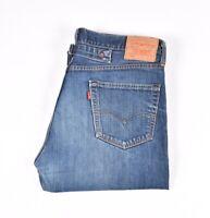 29202 Levis 562 Bleu Hommes Jean En Taille 34/34
