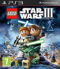 Lego Star Wars 3: The Clone Wars - PS3 Playstation 3