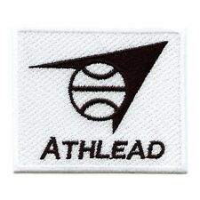 Athlead Sports Marketing Company Logo Iron On Embroidered Patch