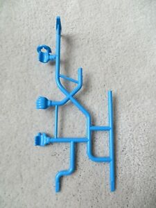 Mouse Trap Board Game Ideal Vintage Replacement Part - blue plumbing REINFORCED