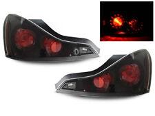 * DEPO JDM Black LED Rear Tail Light For 2008-13 Infiniti G37 2D Coupe/14-15 Q60